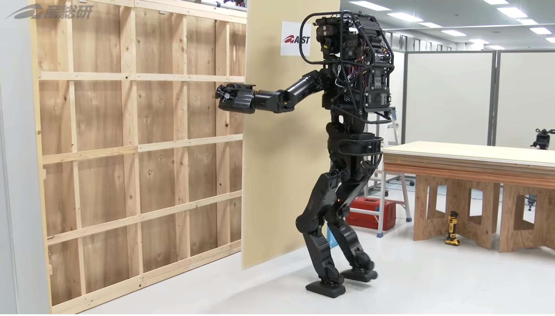 robot, carga