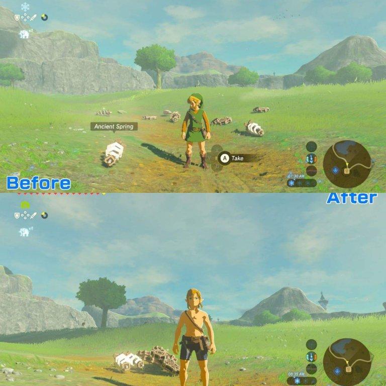 Zelda trashtag