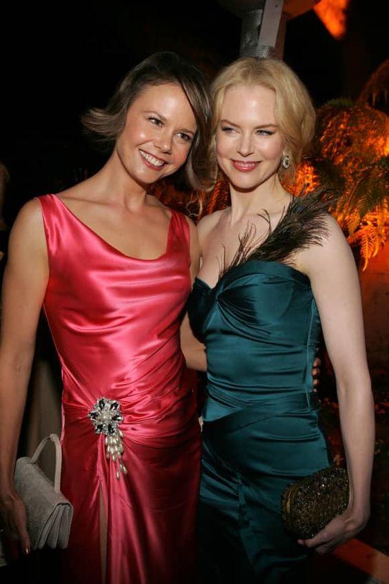 Nicole Kidman, hermana