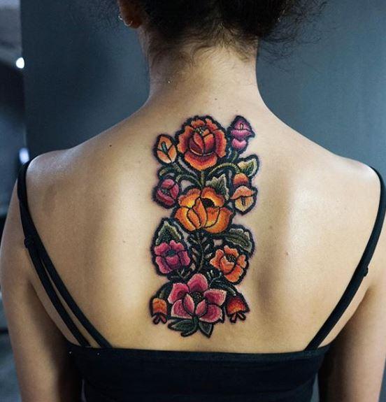 flowers_tattoo