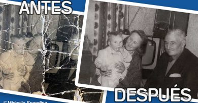 Fotos restauradas
