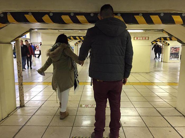 Japón no esta hecho para gente alta 14