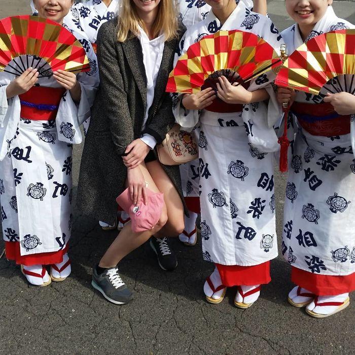 Japón no esta hecho para gente alta 9