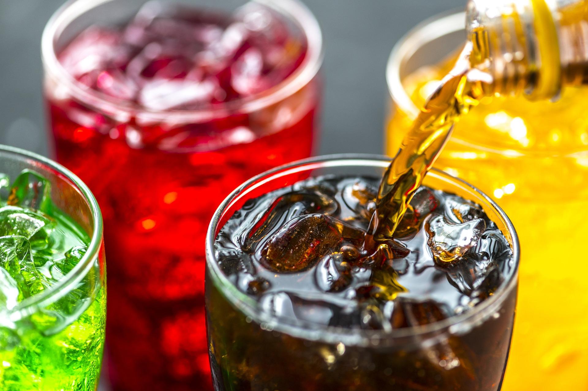refrescos bebida carbonatada azucar