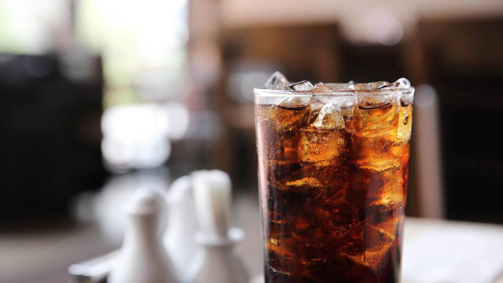 bebida gaseosa azucar
