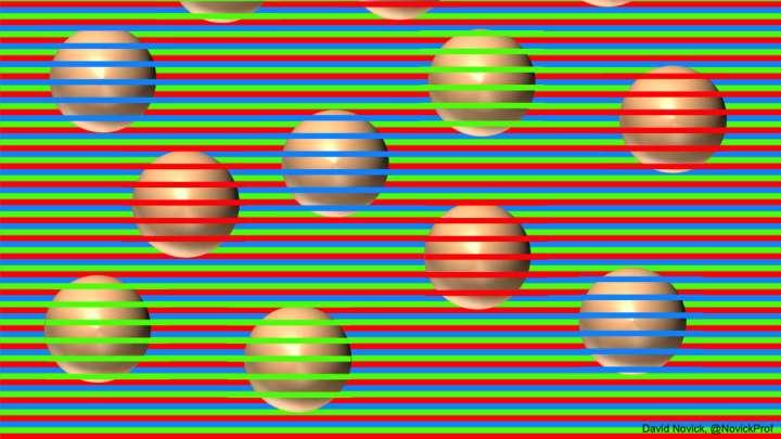 the confetti illusion