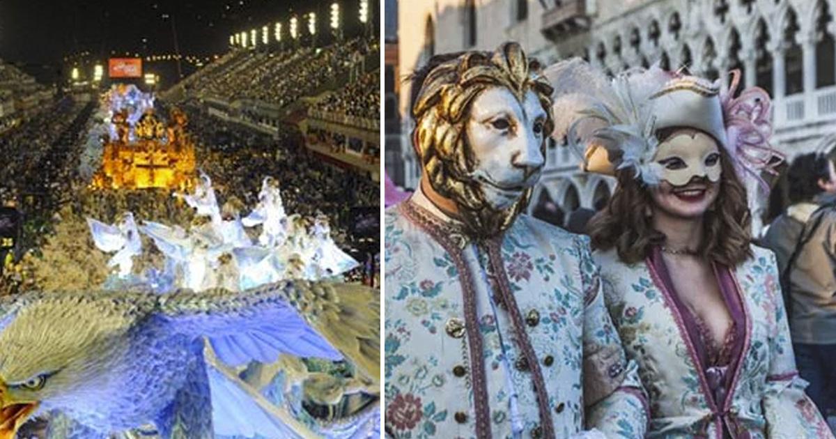 Los 10 Mejores Carnavales Del Mundo Para Hacer Un Turismo Diferente