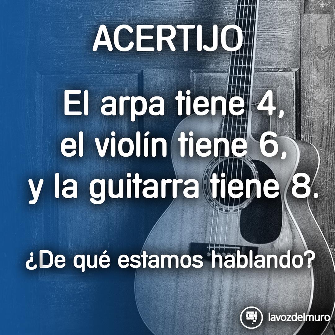 acertijo musical
