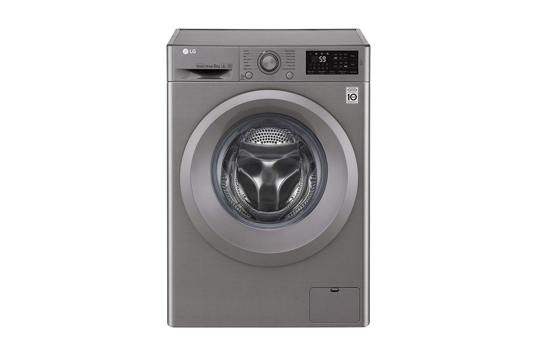 lavadora acero inoxidable