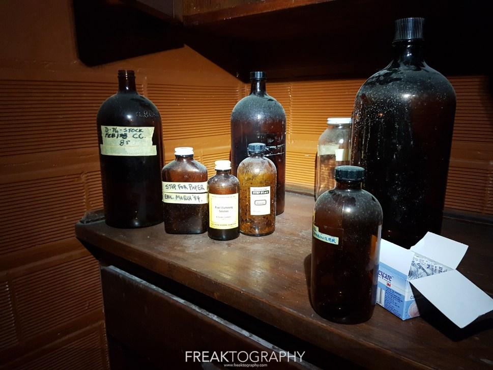 medicinas antiguas hospital abandonado