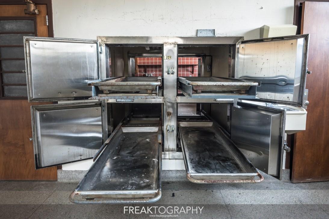 crematorio camillas