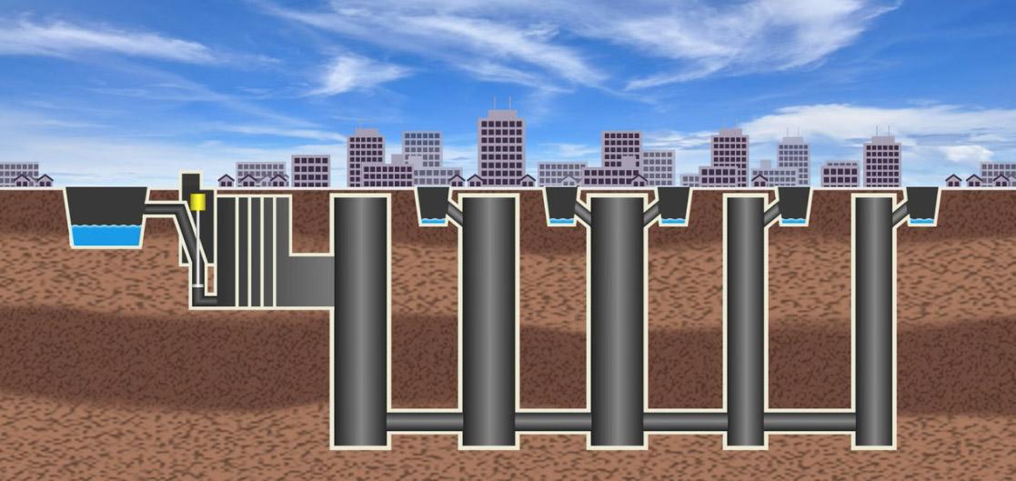 Sistema anti inundaciones Tokyo