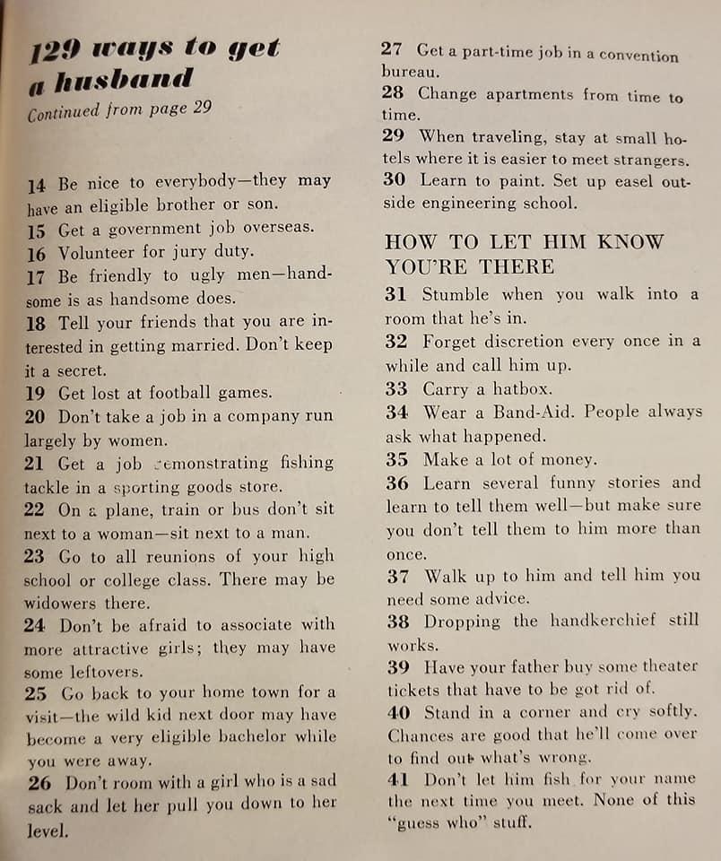 encontrar marido