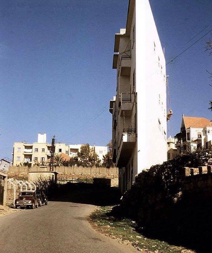 el rencorr edificiación hermanos plana Líbano