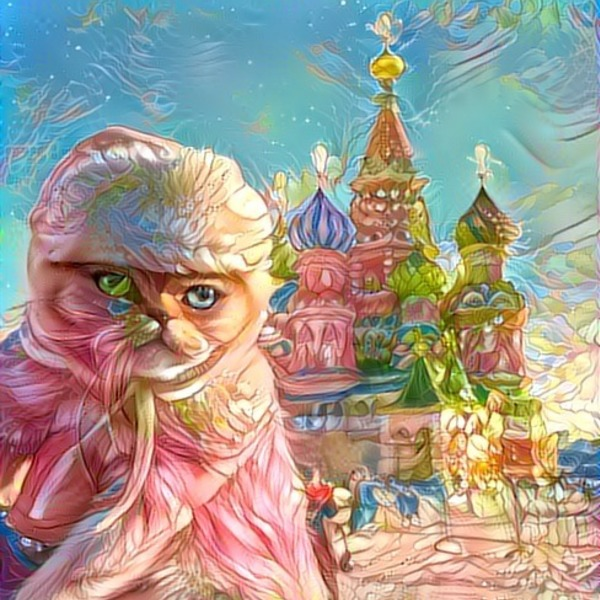 fusion flores gato redes neuronales rusia