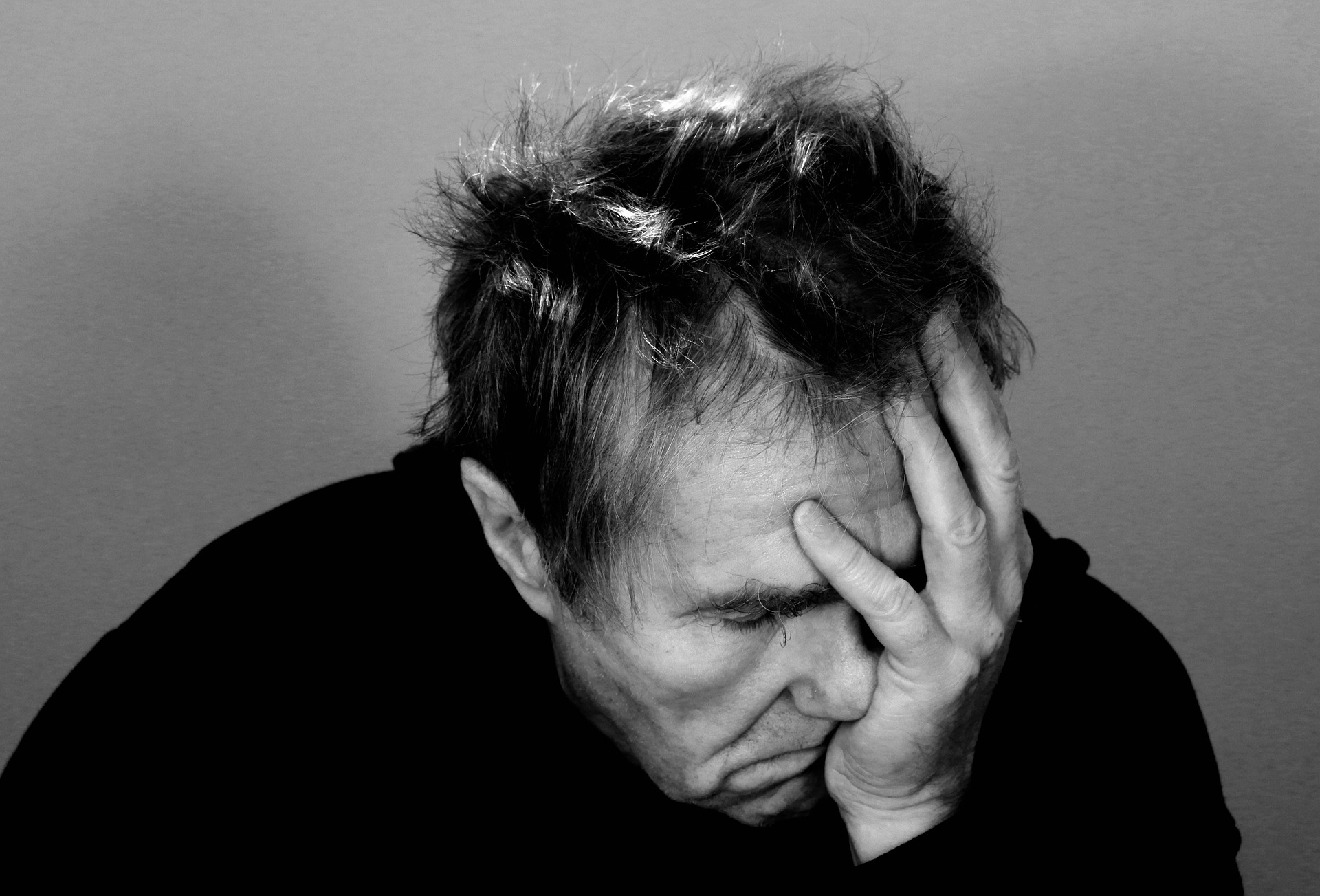 Dolor de cabeza (Pixabay)