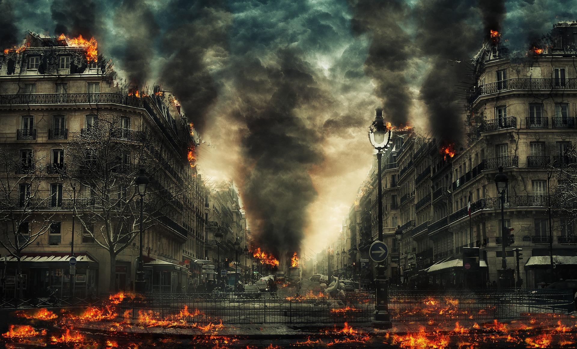 Películas de catástrofes