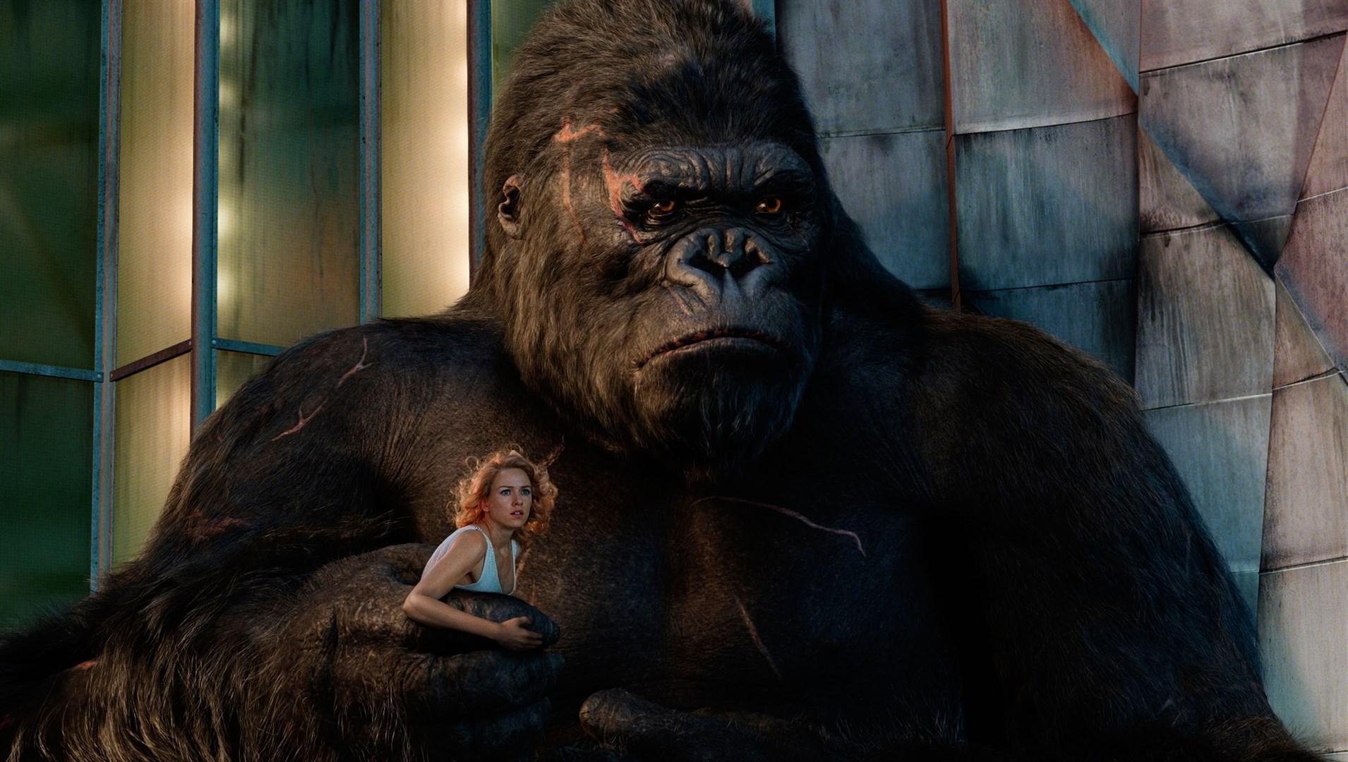 "Aunque sea un ""blockbuster"", también trata de una historia de amor fallida. (Peter Jackson, 2005)"