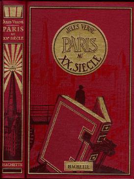 paris en el siglo XX julio verne libro portada