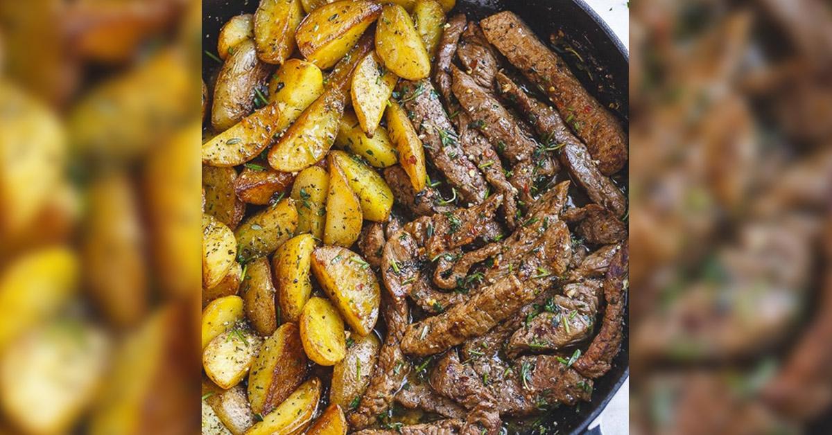 sarten-churrasco-mantequilla