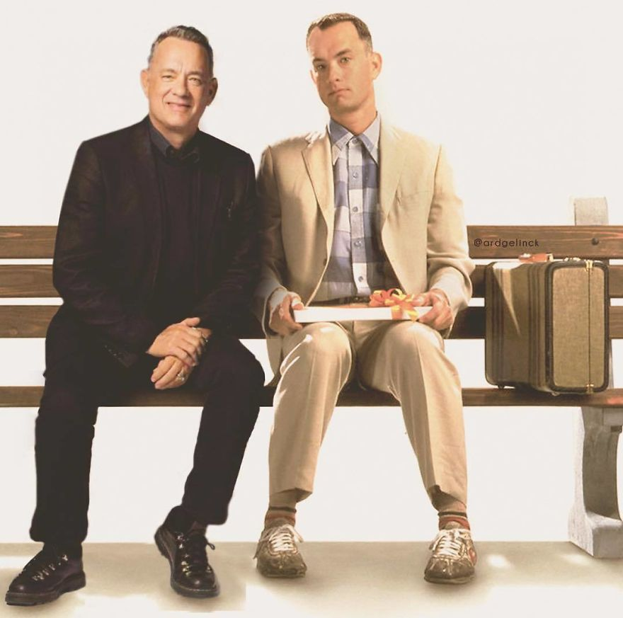 Tom Hanks famosos
