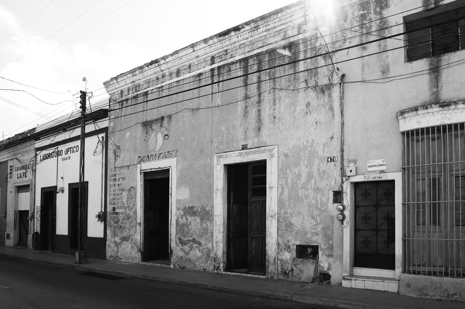 fachada antigua