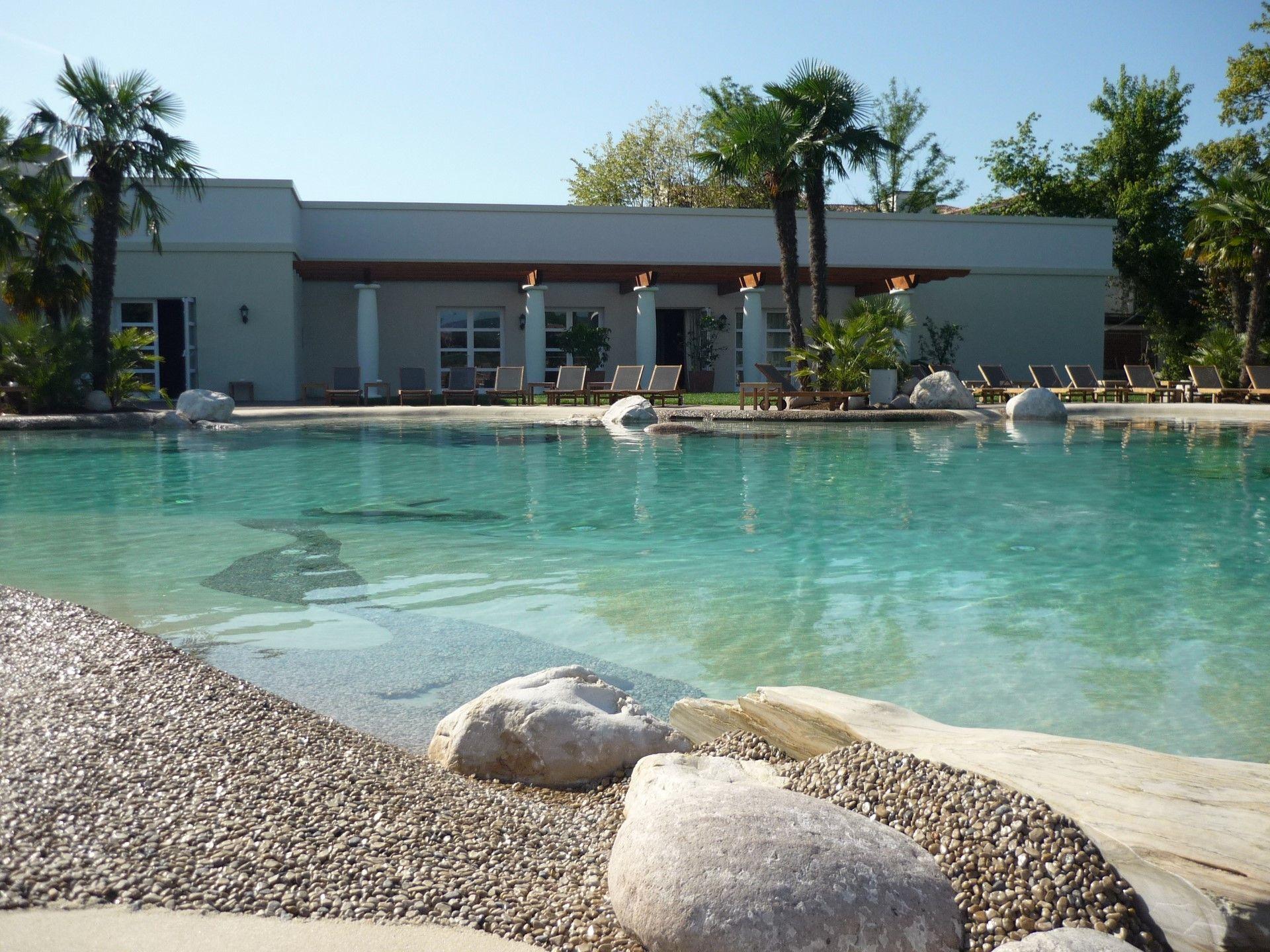 piscinas de arena de playa