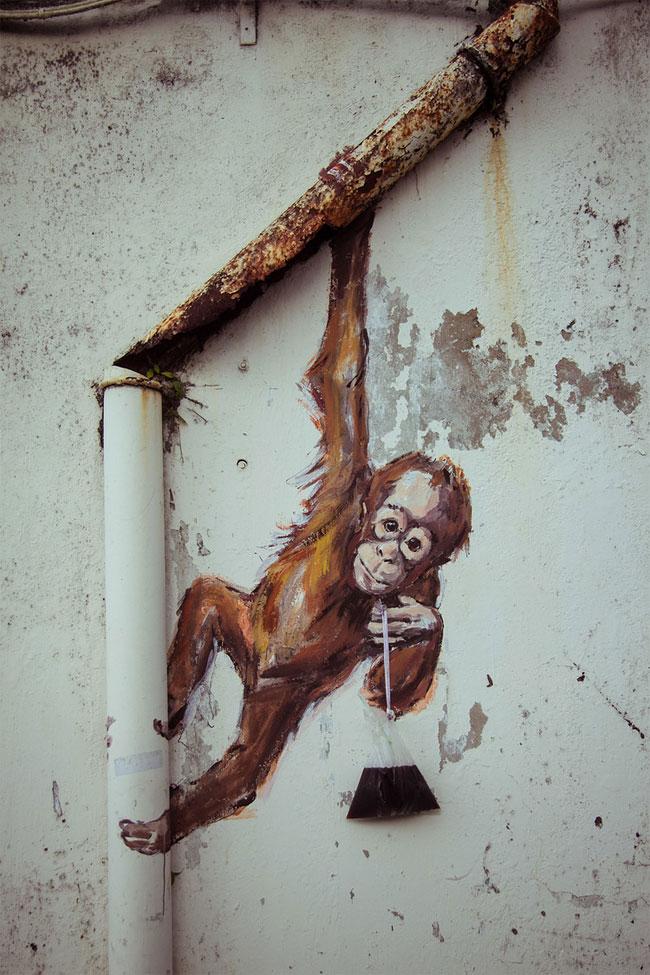 graffitis mono