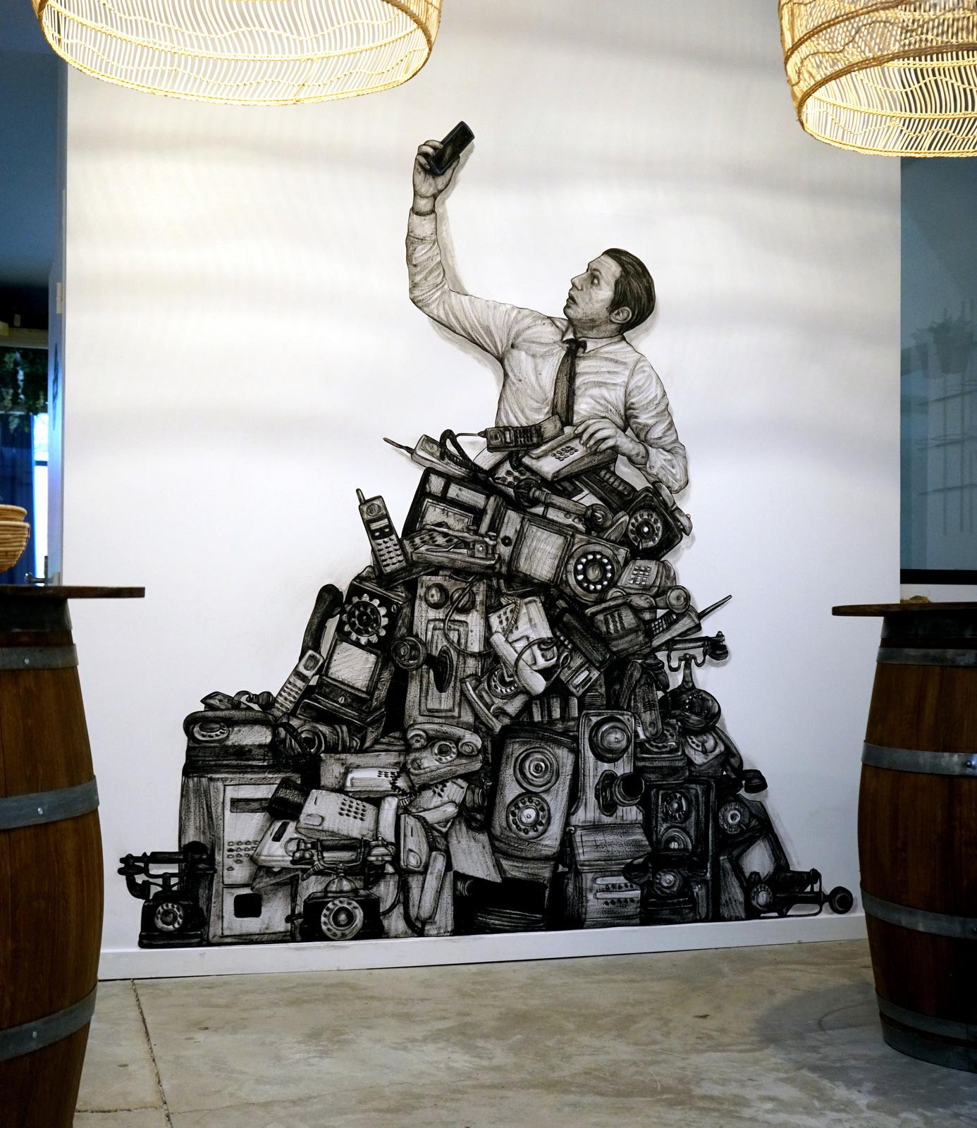 graffiti móvil