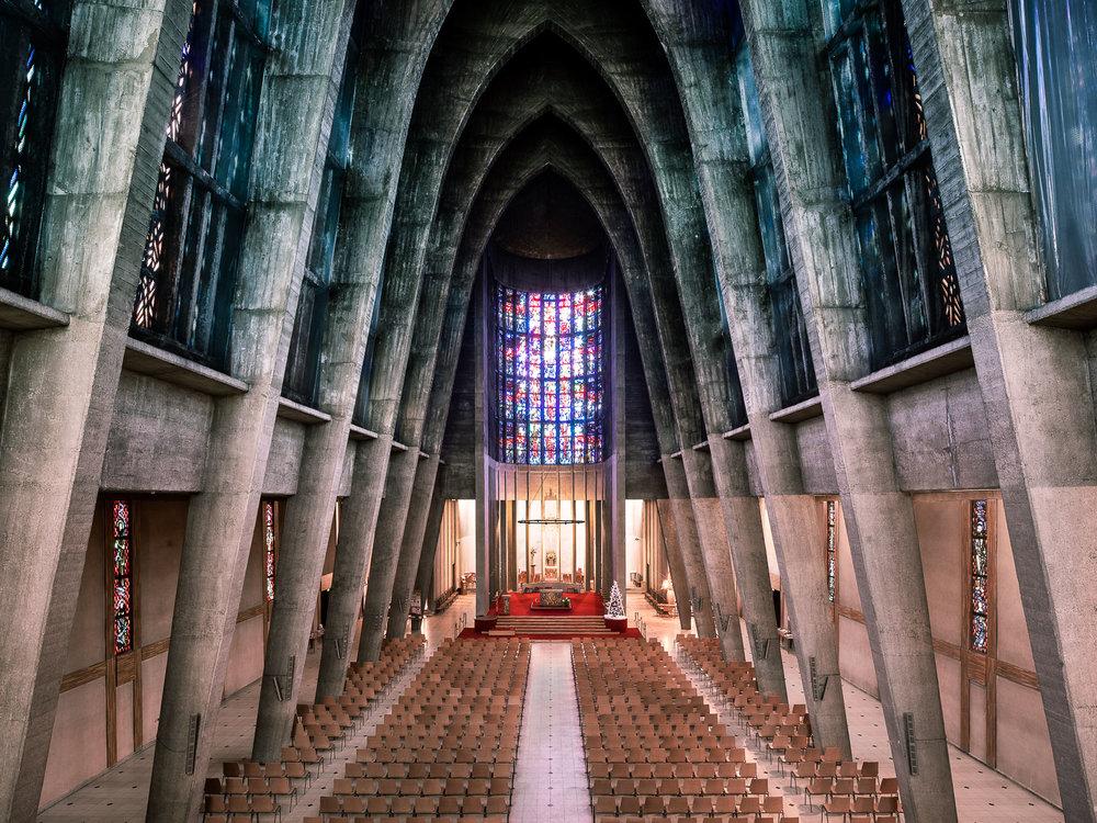 iglesia gris