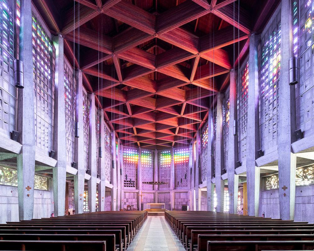 iglesia extraña