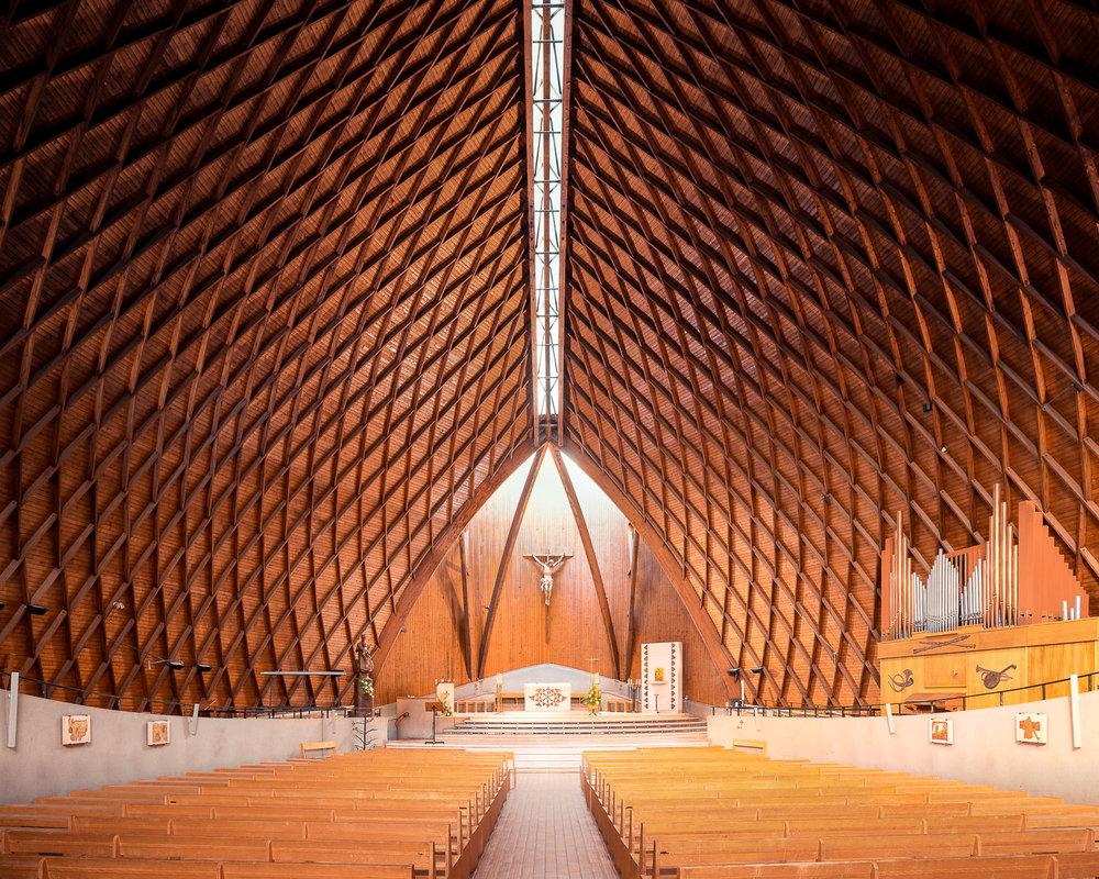 iglesia parece colmena
