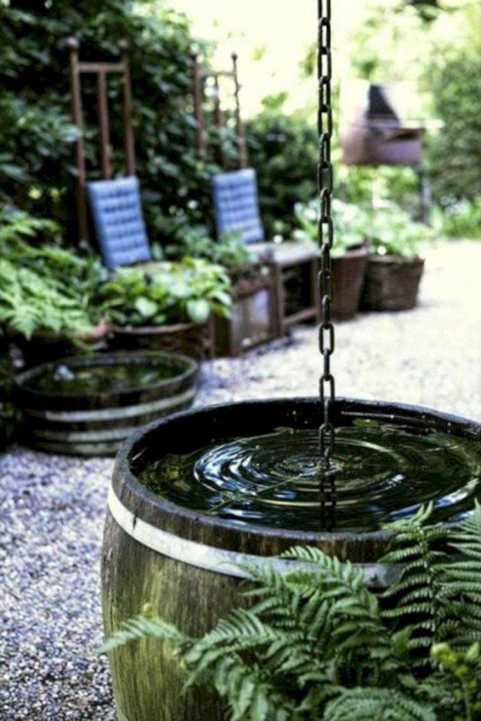 barril agua