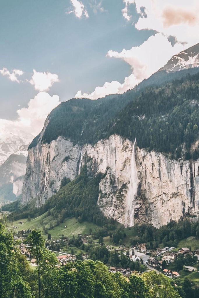 montañas alpes berneses