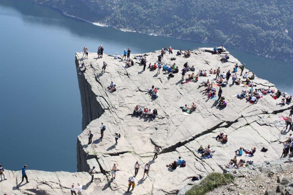 roca montaña