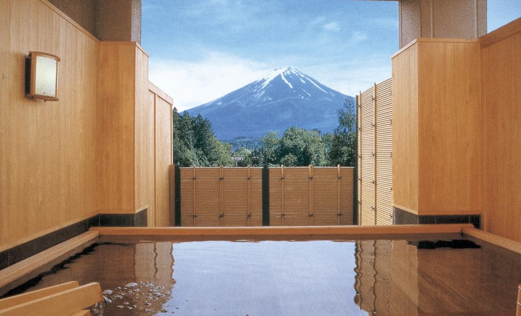 terma japonesa montaña onsen