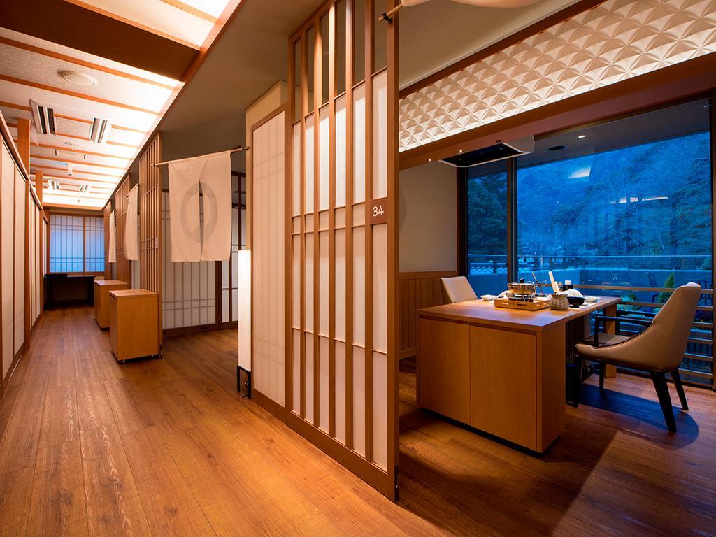 habitación japonesa ryokan