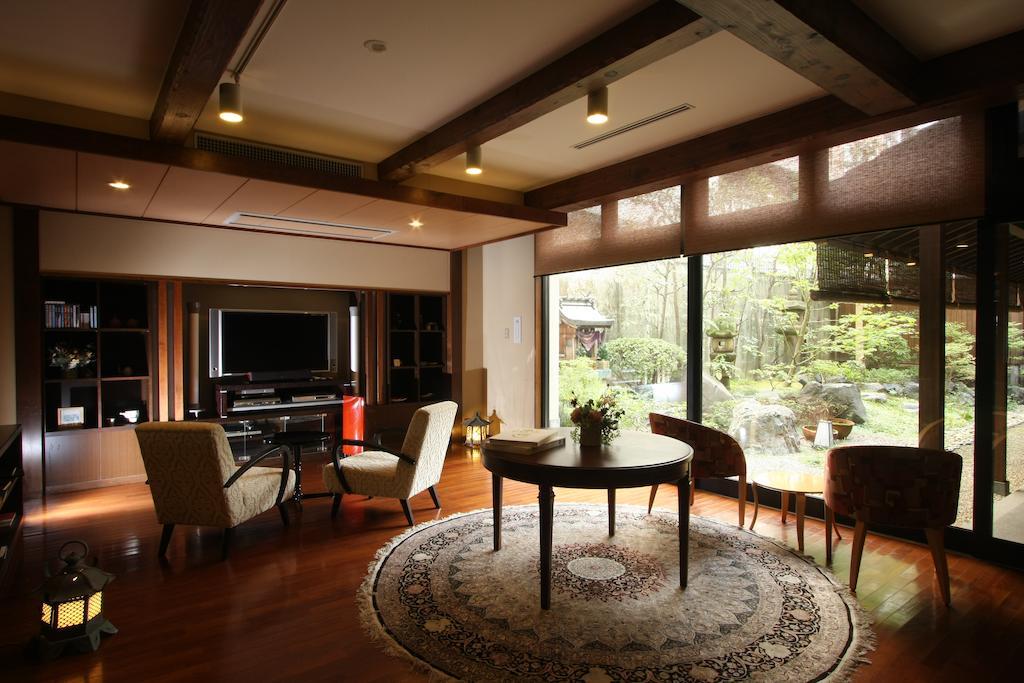 alojamiento tradicional japón