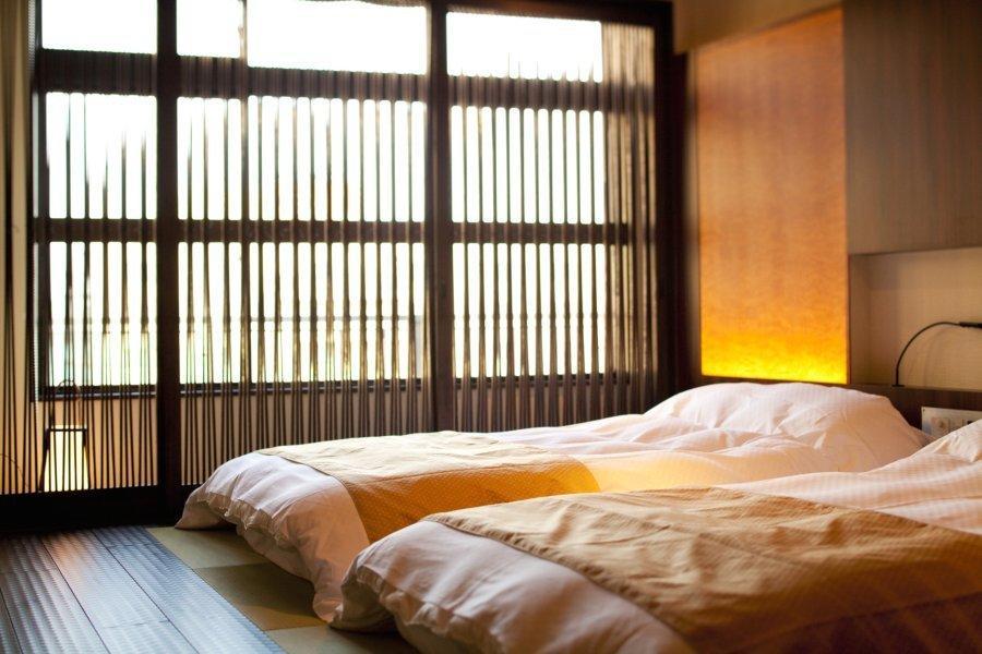 futón japonés habitación