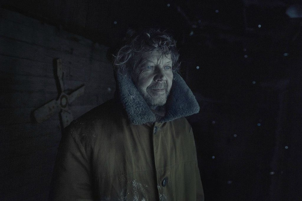 slava meteorólogo abrigo ártico