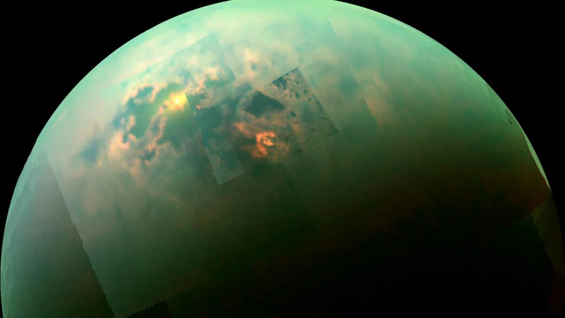 titan satelite saturno