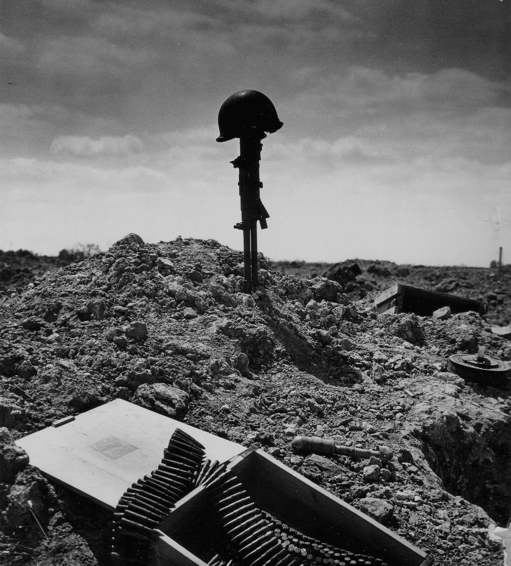Más de 30 millones de personas murieron en la Guerra del Pacífico