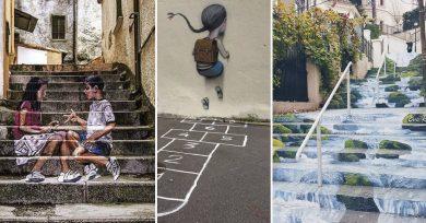graffitis entorno