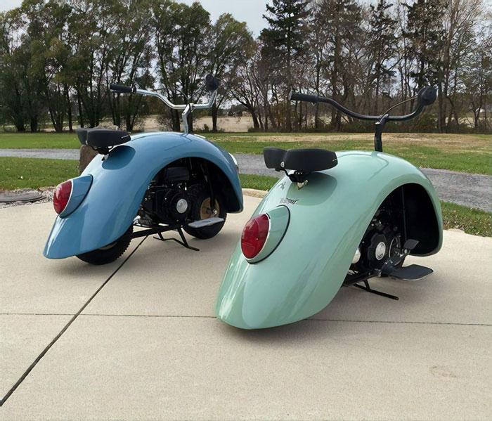 motos Volkswagen