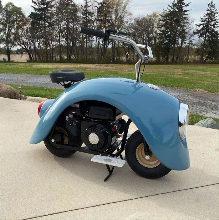 Volkswagen motocicleta