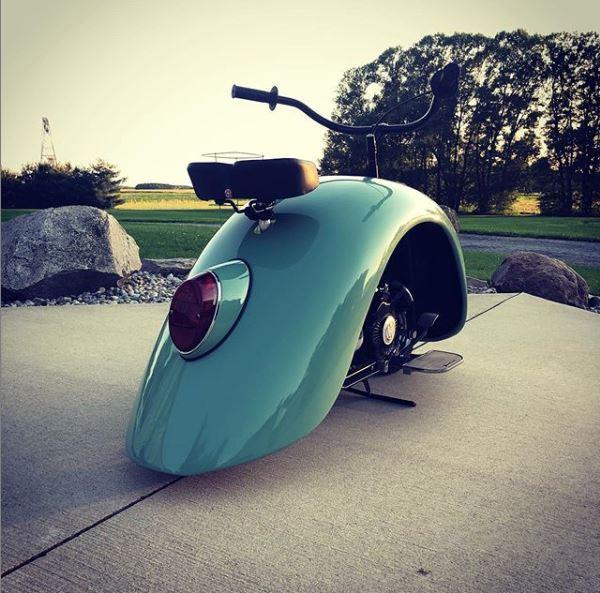 motocicleta Beetle