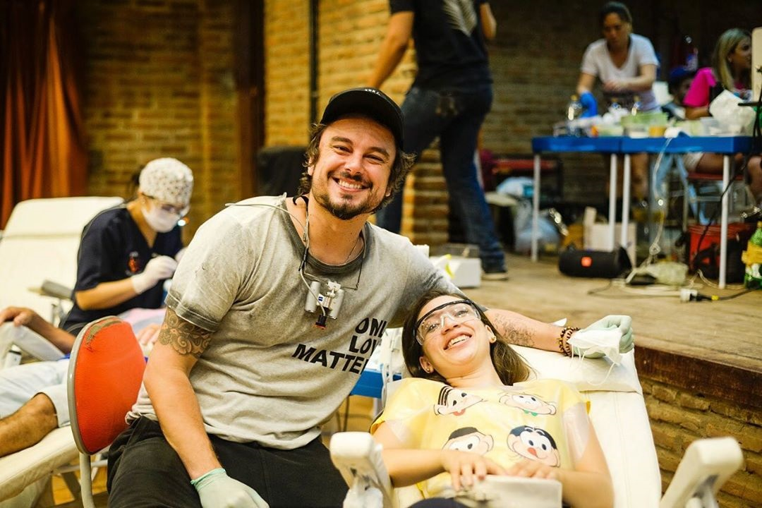 Dentista Felipe Rossi