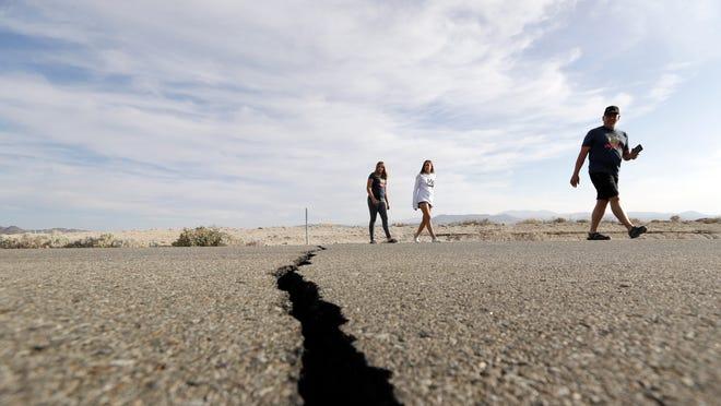punto de vista terremoto