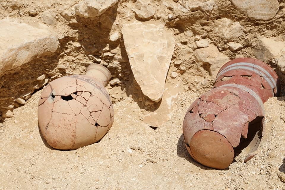vasijas antigüedades egipto