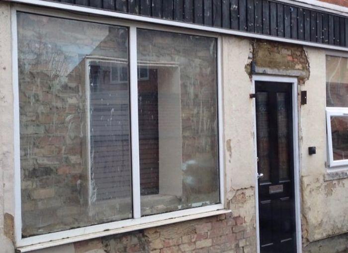 ventana ampliada carpintero